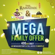Megapolis Entertainment Center Qatar Offers