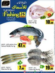 عروض الأسماك - مسكر قطر
