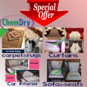 offers cleaning
