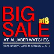 Al-Jaber Watches & Jewelry Qatar Offers -  Shop Qatar Festival