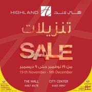 Highland Qatar Offers