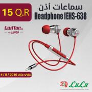 Headphone IEHS-638