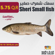 Sheri Small fish 1 kg