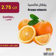 Orange Velancia