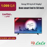 ikon smart led tv 50 inch