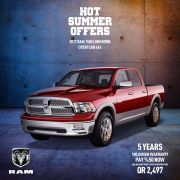 Hot Summer Offers is here -  United Cars Almana