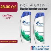 Head&shoulder shampoo