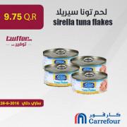 sirella tuna flakes