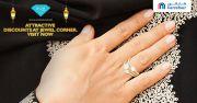 Enjoy Great Discounts On Selected Diamond Jewellery
