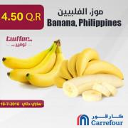 Banana, Philippines