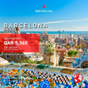 Offers Barcelona - 6 Days
