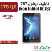 ikon tablet IK 787