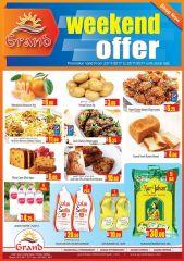 Offers Grand Mall Qatar - Weekend Deal