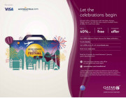 Qatar Airways Travel Fest