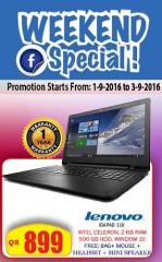 offers Laptop lenovo