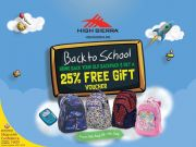 Offers Samsonite Qatar - Back to School
