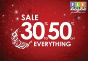 Enjoy Ramadan Sale 30 to 50% off - Pan Emirates
