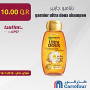 garnier ultra doux shampoo