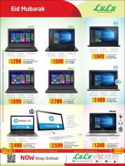 LuLu hypermarket laptop  EID offers