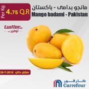 Mango badami - Pakistan