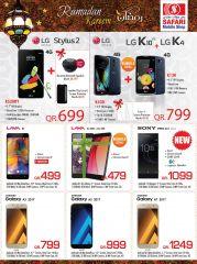 Safari Mobile Shop Offer Qatar
