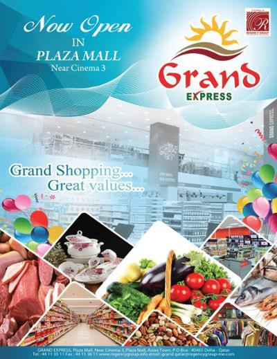 Grand Mall Offers For Super Market