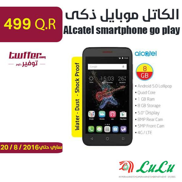 ALcatel smartphone go play