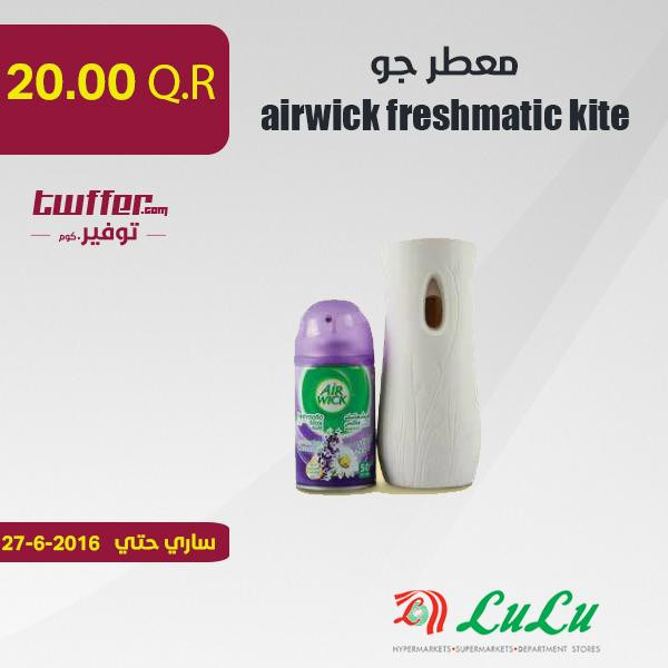 airwick freshmatic kite