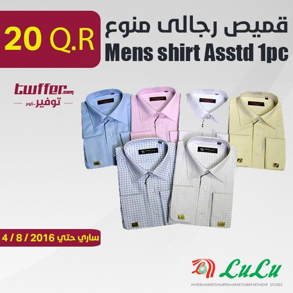Mens shirt Asstd 1pc